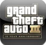Carátula de Grand Theft Auto III: Edición 10º Aniversario para iPhone / iPod Touch