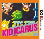 Carátula de 3D Classics Kid Icarus para Nintendo 3DS