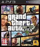 Carátula de Grand Theft Auto V para PlayStation 3