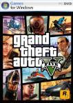 Carátula de Grand Theft Auto V para PC