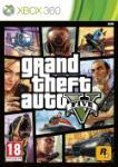 Carátula de Grand Theft Auto V para Xbox 360