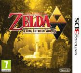 Carátula de The Legend of Zelda: A Link Between Worlds