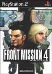 Carátula o portada Japonesa del juego Front Mission 4 para PlayStation 2