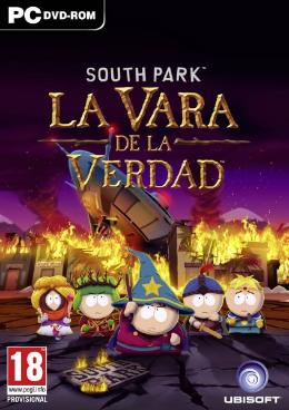 Carátula de South Park: La Vara de la Verdad para PC
