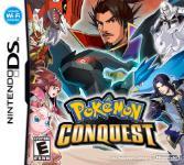 Carátula de Pokemon Conquest para Nintendo DS