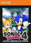 Carátula de Sonic the Hedgehog 4: Episode 2 para Xbox 360 - XLB