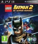 Carátula de Lego Batman 2: DC Super Heroes para PlayStation 3