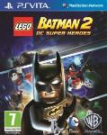 Carátula de Lego Batman 2: DC Super Heroes para PlayStation Vita