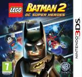 Carátula de Lego Batman 2: DC Super Heroes para Nintendo 3DS