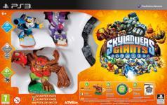 Carátula de Skylanders Giants para PlayStation 3