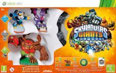 Carátula de Skylanders Giants para Xbox 360