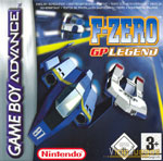 Carátula de F-Zero: GP Legend para Game Boy Advance