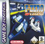 Car�tula de F-Zero: GP Legend