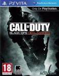 Carátula de Call of Duty: Black Ops Declassified para PlayStation Vita