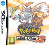 Carátula de Pokémon: Edición Blanca 2 para Nintendo DS