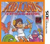 Carátula de Kid Icarus: Of Myths and Monsters para Nintendo 3DS