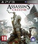 Carátula de Assassin's Creed III para PlayStation 3