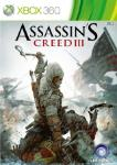 Carátula de Assassin's Creed III para Xbox 360
