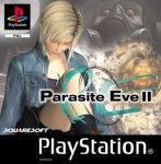 Carátula de Parasite Eve II