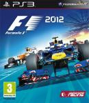Carátula de F1 2012 para PlayStation 3