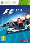 Carátula de F1 2012 para Xbox 360
