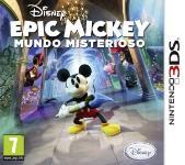 Carátula de Disney Epic Mickey: Mundo Misterioso