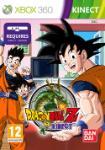 Carátula de Dragon Ball Z para Kinect