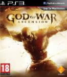 Carátula de God of War: Ascension para PlayStation 3