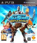 Car�tula de PlayStation All-Stars Battle Royale