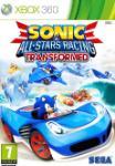 Carátula de Sonic & All-Stars Racing Transformed para Xbox 360