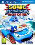 Carátula de Sonic & All-Stars Racing Transformed para PlayStation Vita