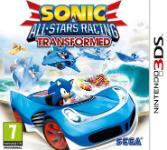 Carátula de Sonic & All-Stars Racing Transformed para Nintendo 3DS
