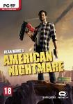 Carátula de Alan Wake's American Nightmare para PC