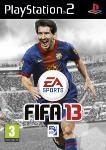 Carátula de FIFA 13 para PlayStation 2