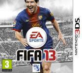 Carátula de FIFA 13 para Nintendo 3DS