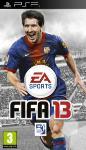Carátula de FIFA 13 para PlayStation Portable