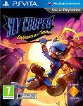 Carátula de Sly Cooper: Ladrones en el tiempo para PlayStation Vita