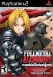 Carátula de Fullmetal Alchemist and the Broken Angel para PlayStation 2