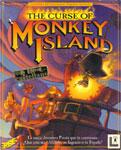 Car�tula de Monkey Island 3: La Maldici�n de Monkey Island