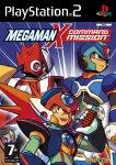 Carátula de Megaman X Command Mission para PlayStation 2