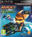 Carátula de Ratchet & Clank: Q Force para PlayStation 3