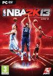 Carátula de NBA 2K13 para PC