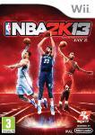 Carátula de NBA 2K13 para Wii