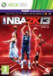 Carátula de NBA 2K13 para Xbox 360