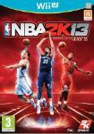 Carátula de NBA 2K13 para Wii U