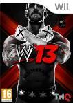Carátula de WWE '13 para Wii