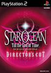 Carátula de Star Ocean: Till the End of Time Director's Cut para PlayStation 2