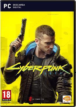 Carátula de Cyberpunk 2077 para PC