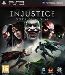 Carátula de Injustice: Gods Among Us para PlayStation 3