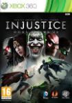 Carátula de Injustice: Gods Among Us para Xbox 360
